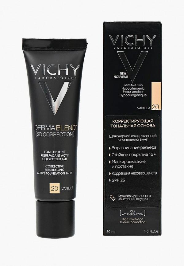 Тональная основа Vichy Vichy VI055LWYMG27 тональная основа milani smooth finish cream to powder makeup 07 цвет 07 medium beige variant hex name e9bf9b