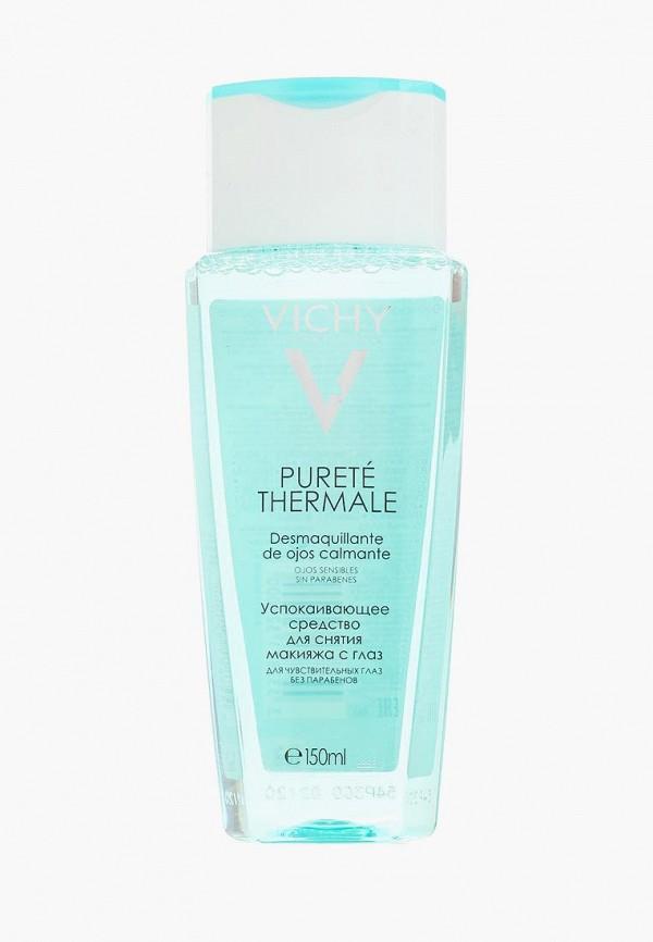 Купить Средство для снятия макияжа Vichy, PURETE THERMALE с чувствительных глаз, 150 мл, vi055lwzhb27, прозрачный, Весна-лето 2019