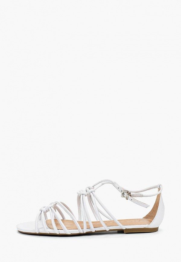женские сандалии vicenza, белые