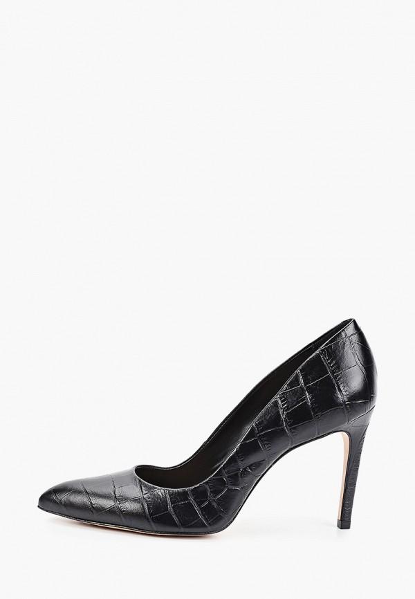 женские туфли-лодочки vicenza, черные