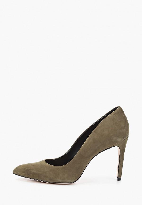 женские туфли-лодочки vicenza, хаки