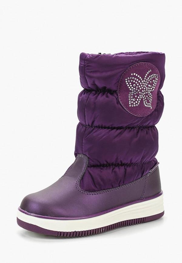 Купить Дутики Vitacci, vi060agckgz3, фиолетовый, Осень-зима 2018/2019
