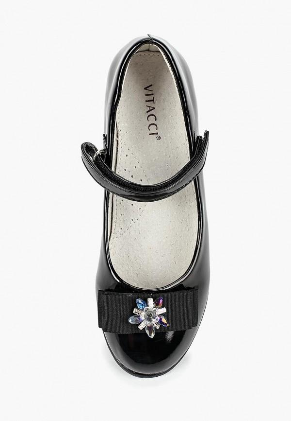 Туфли для девочки Vitacci D410086 Фото 4