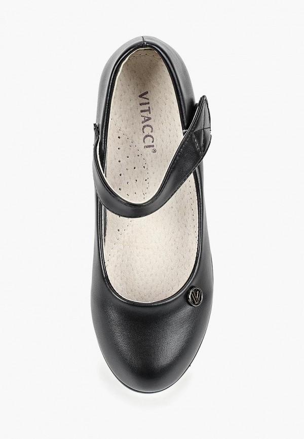 Туфли для девочки Vitacci D150350 Фото 4