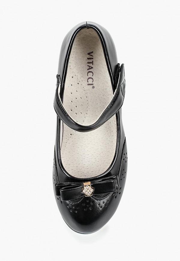 Туфли для девочки Vitacci D150353 Фото 4