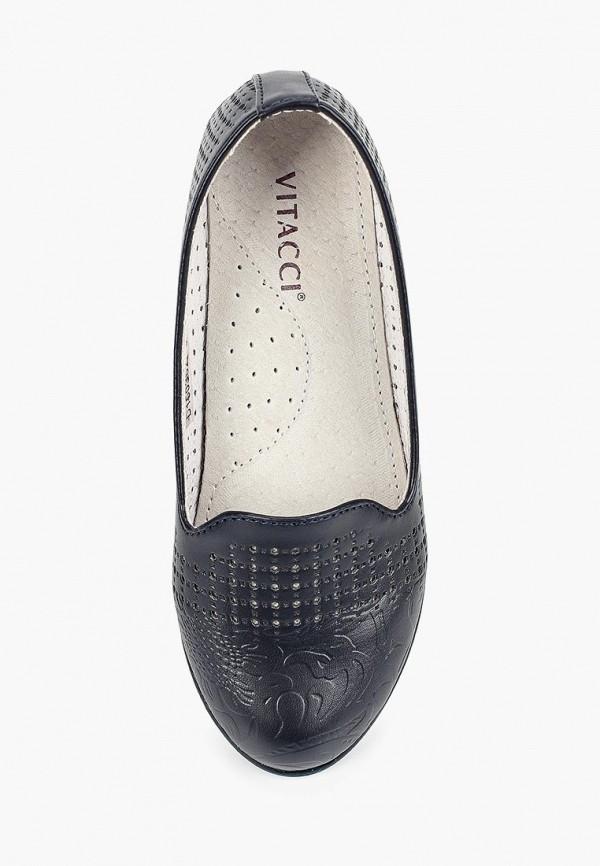 Туфли для девочки Vitacci D150362 Фото 4