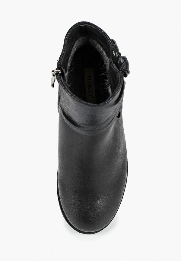 Ботинки для девочки Vitacci D150604 Фото 4