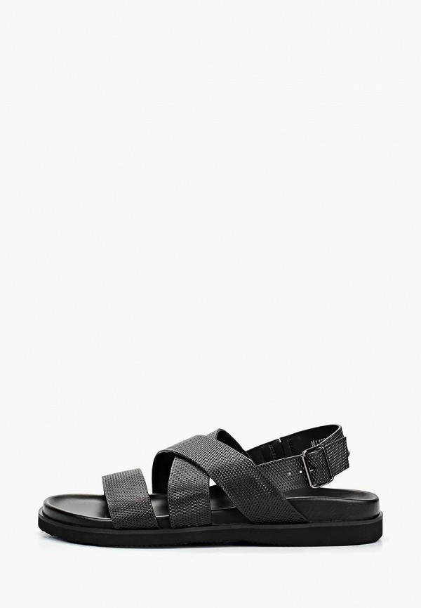 мужские сандалии vitacci, черные