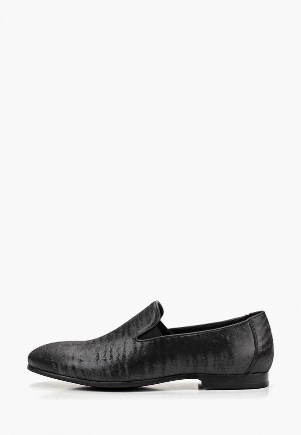 мужские лоферы vitacci, черные