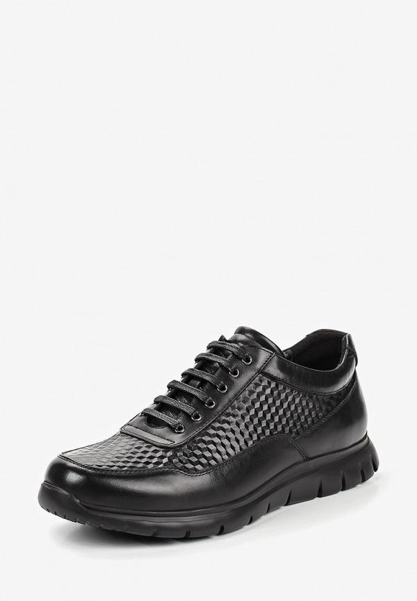 Фото 2 - мужские кроссовки Vitacci черного цвета