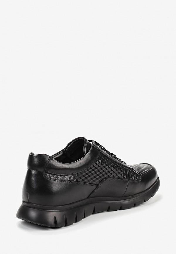 Фото 3 - мужские кроссовки Vitacci черного цвета