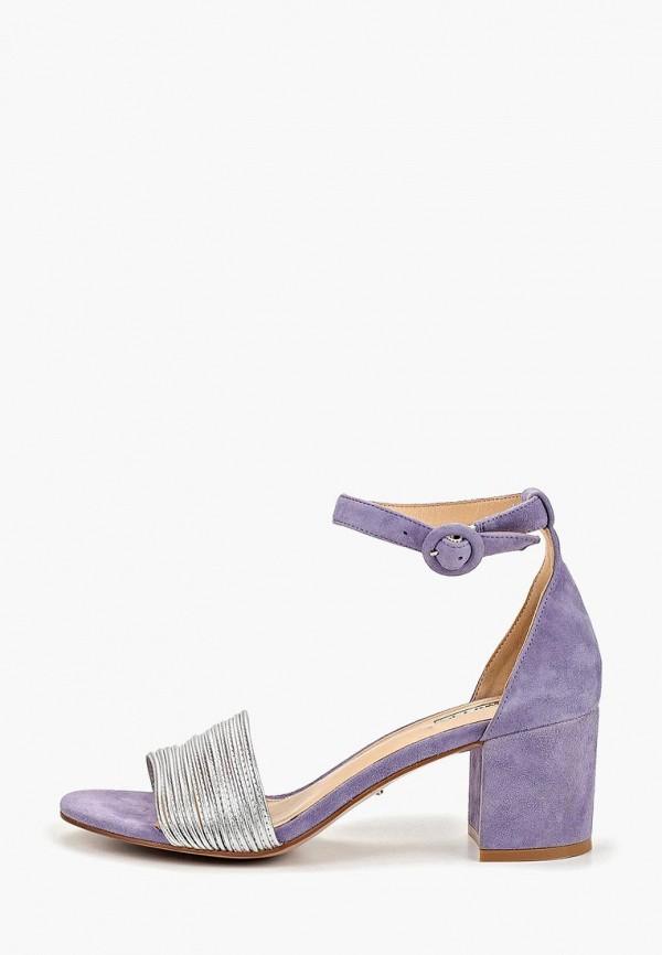 женские босоножки vitacci, фиолетовые