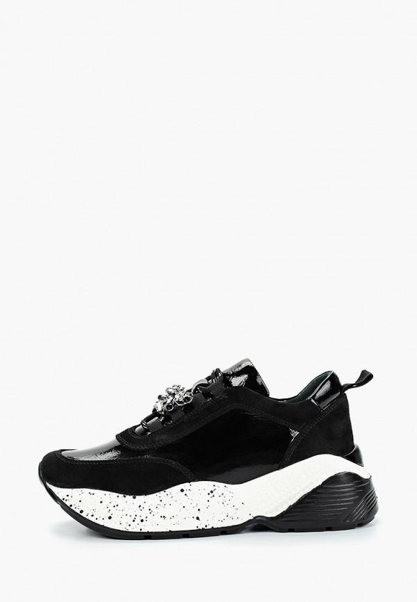 женские кроссовки vitacci, черные