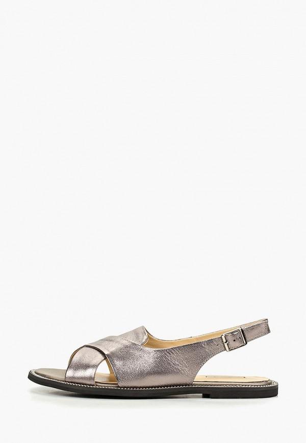 женские сандалии vitacci, серые