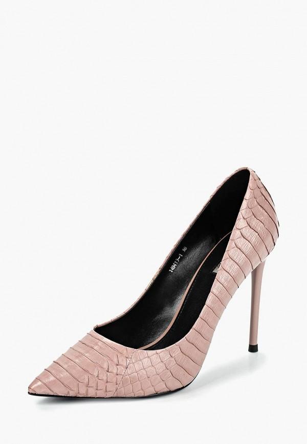 Фото 2 - женские туфли Vitacci розового цвета
