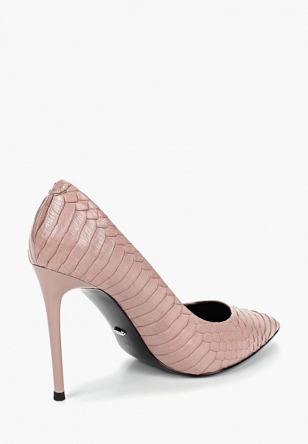Фото 3 - женские туфли Vitacci розового цвета