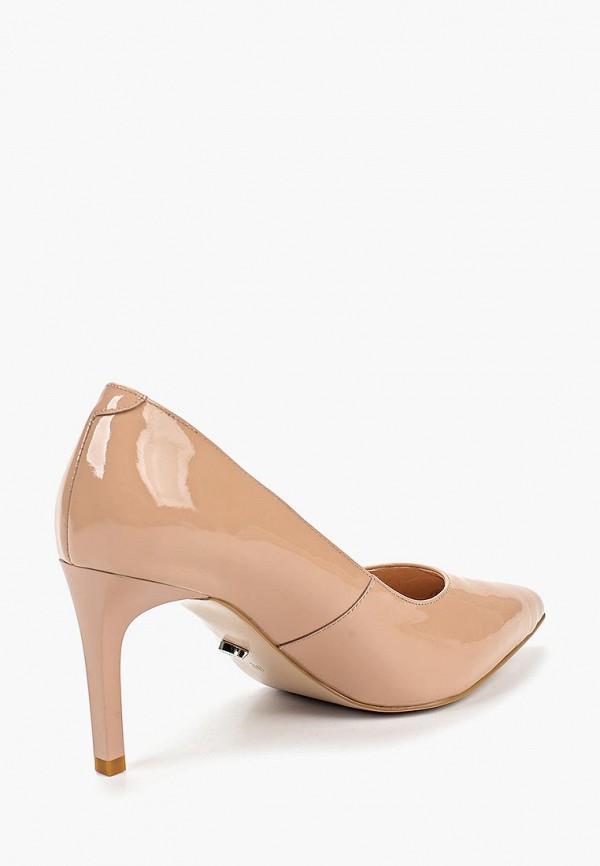 Фото 3 - женские туфли Vitacci бежевого цвета