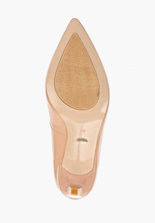 Фото 5 - женские туфли Vitacci бежевого цвета