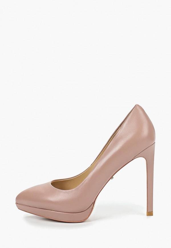 женские туфли vitacci, розовые