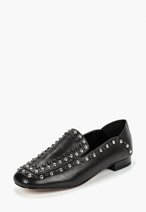 Фото 2 - женские туфли Vitacci черного цвета