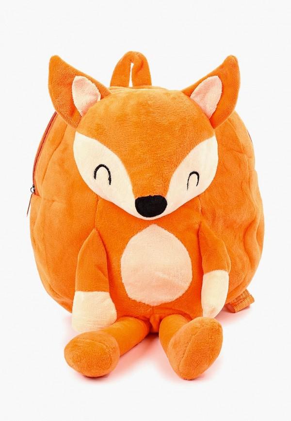 рюкзак vitacci для мальчика, оранжевый