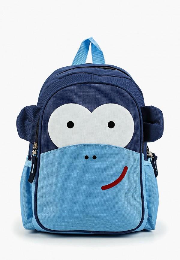 рюкзак vitacci для мальчика, голубой