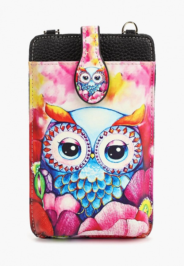 сумка vitacci для девочки, разноцветная
