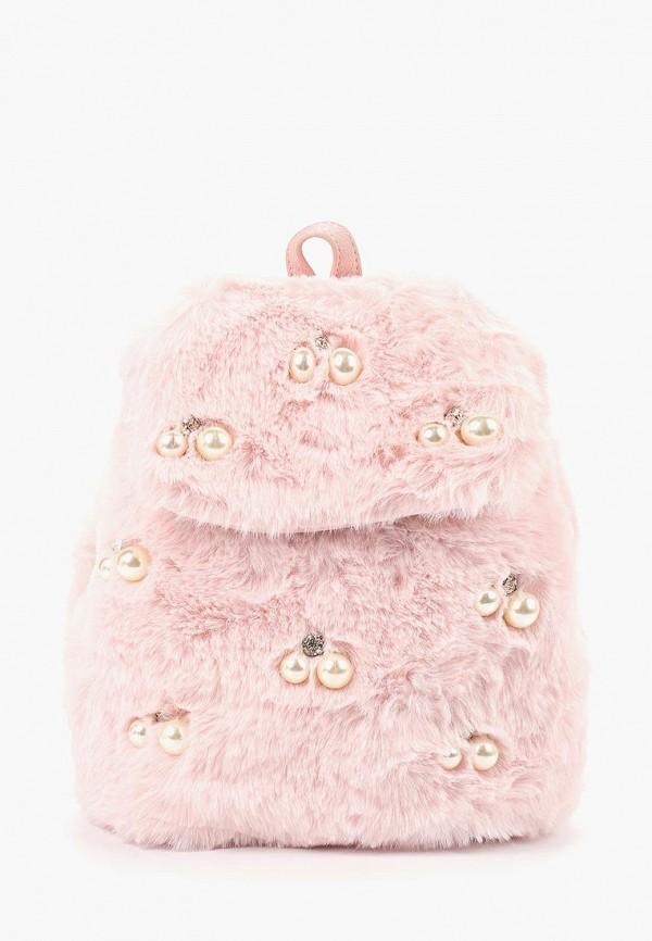 рюкзак vitacci для девочки, розовый