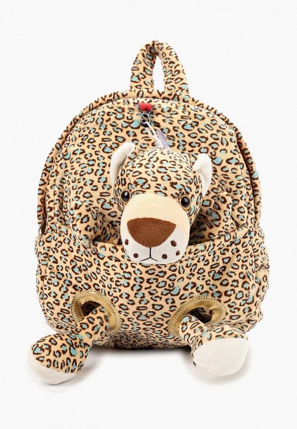 рюкзак vitacci для девочки, бежевый