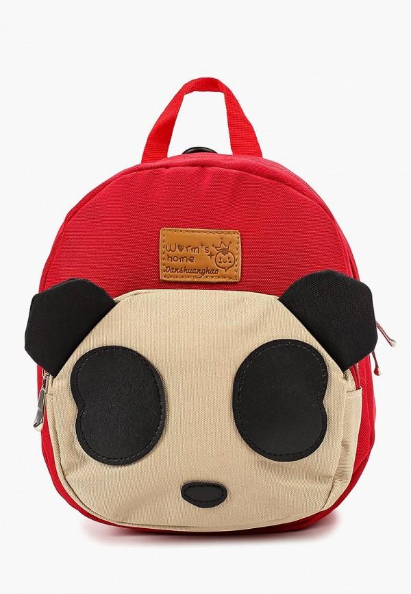 рюкзак vitacci для девочки, красный