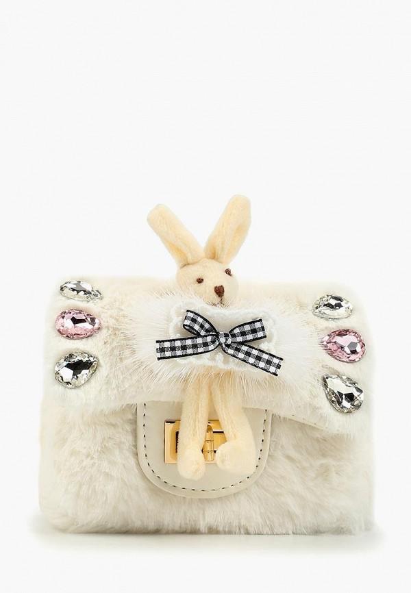 сумка vitacci для девочки, белая