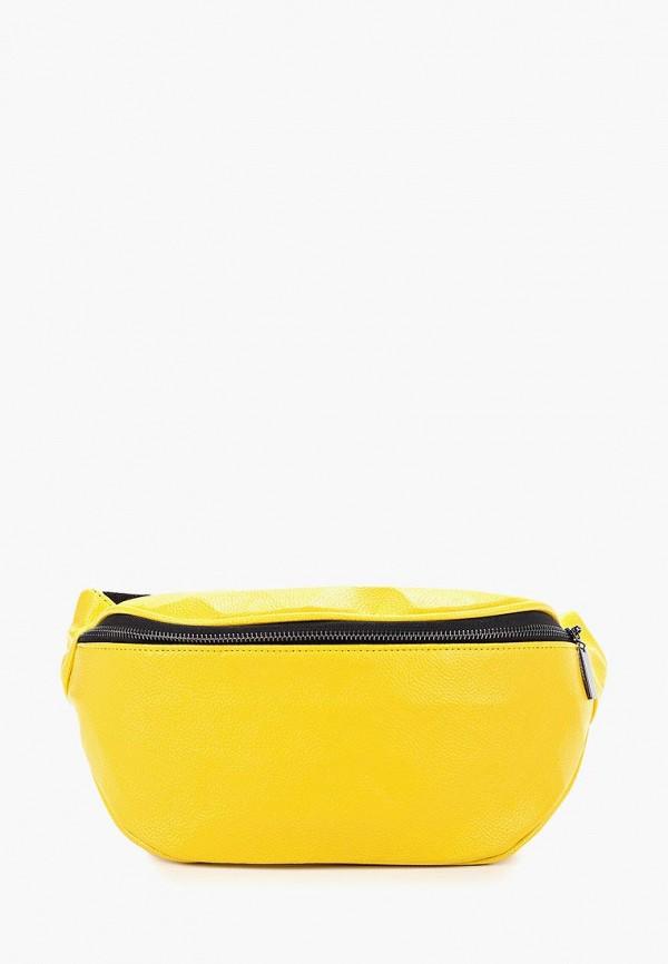 сумка vitacci для девочки, желтая