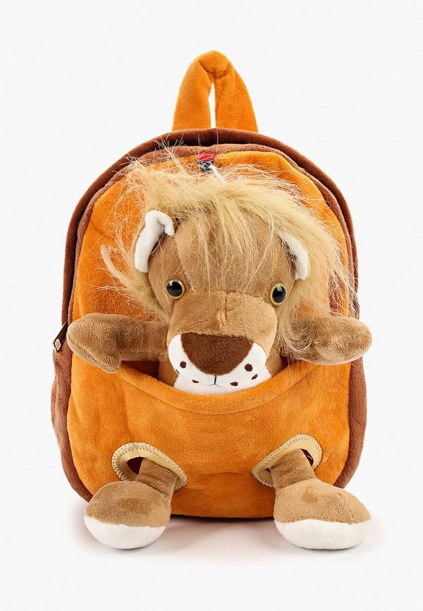 рюкзак vitacci малыши, коричневый