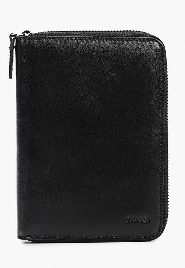 мужской кошелёк vitacci, черный