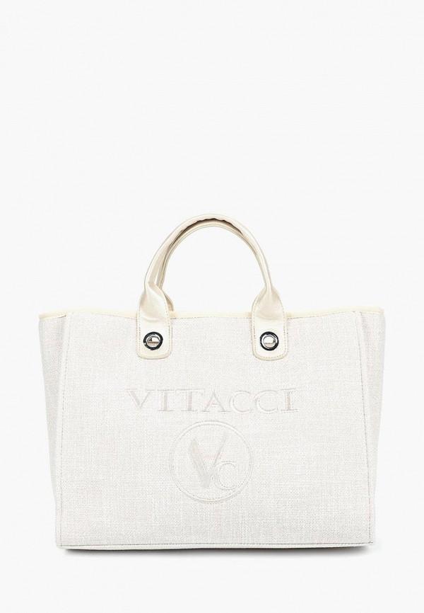 Сумка Vitacci Vitacci VI060BWDPCP4 сумка vitacci vitacci mp002xw00mrb