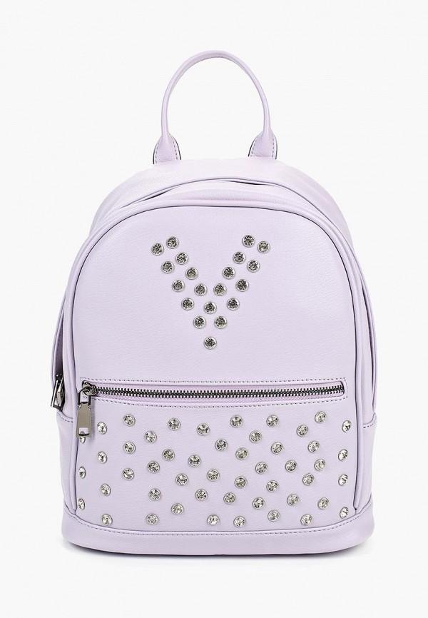 женский рюкзак vitacci, фиолетовый