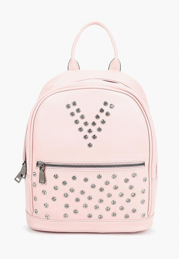женский рюкзак vitacci, розовый