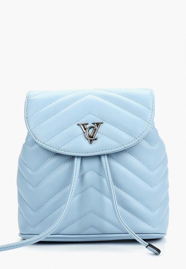 женский рюкзак vitacci, голубой