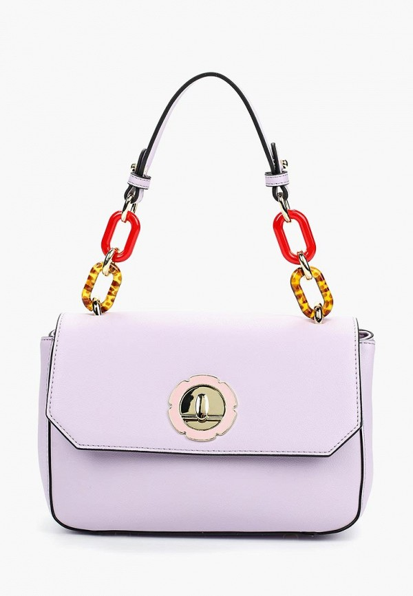 женская сумка vitacci, фиолетовая