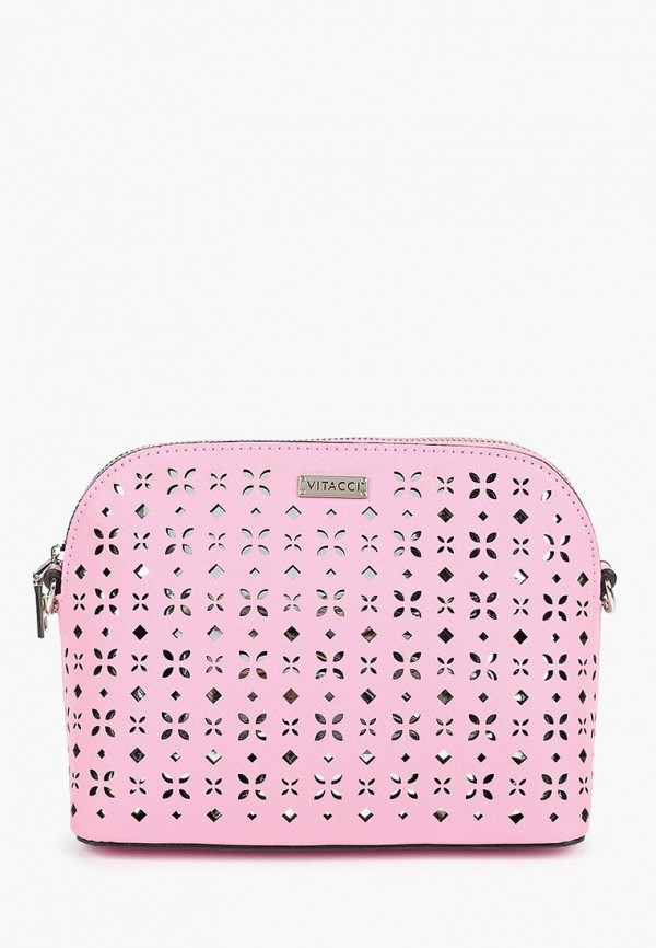 Купить Сумка Vitacci, vi060bwdpes9, розовый, Весна-лето 2019