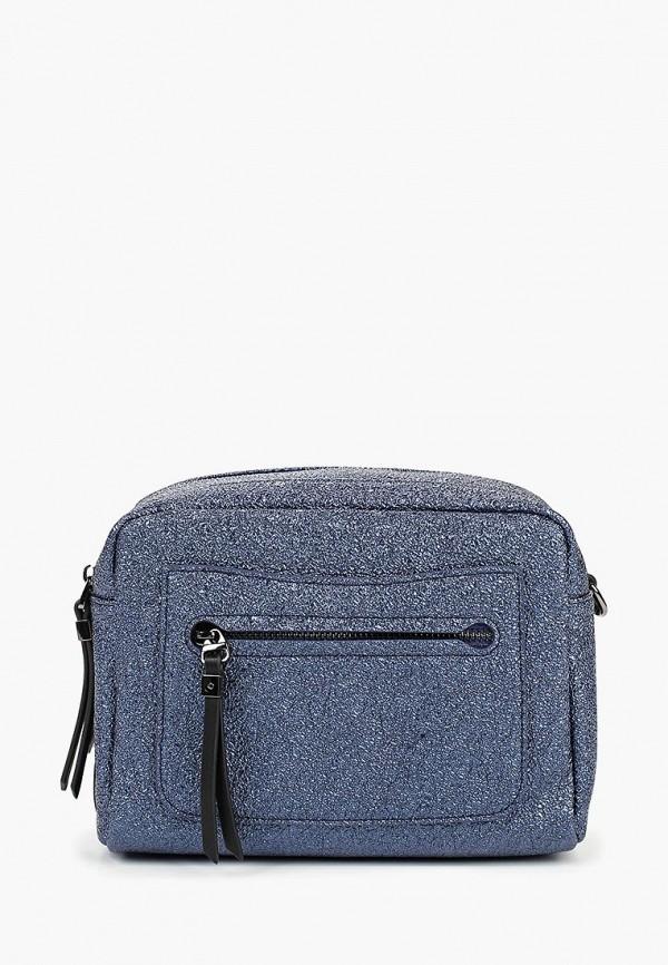 женская сумка vitacci, синяя