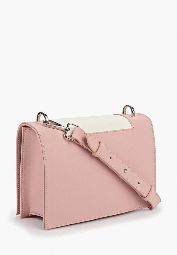 Фото 2 - женскую сумку Vitacci розового цвета