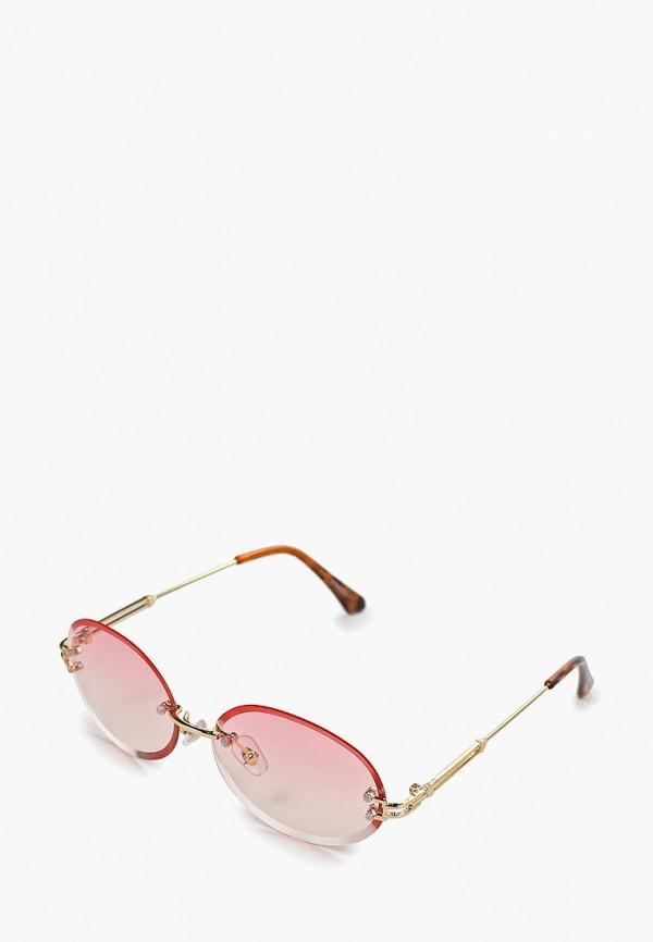 Купить Очки солнцезащитные Vitacci, vi060dwdpdv4, розовый, Весна-лето 2019
