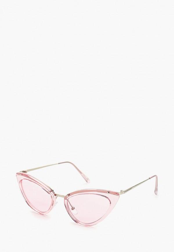 Купить Очки солнцезащитные Vitacci, vi060dwdpdw8, розовый, Весна-лето 2019