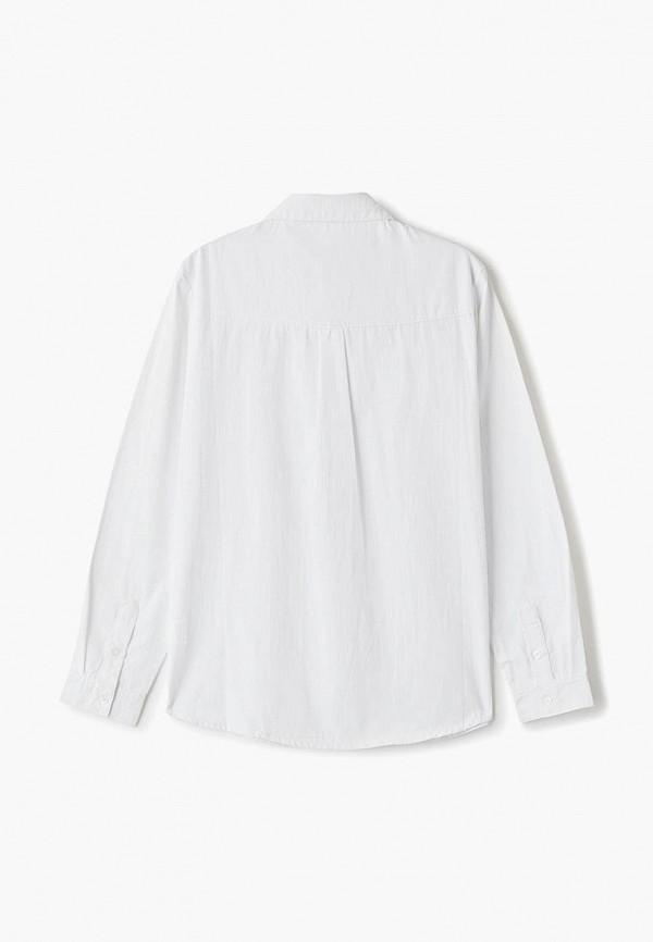 Фото 2 - Рубашку Vitacci белого цвета