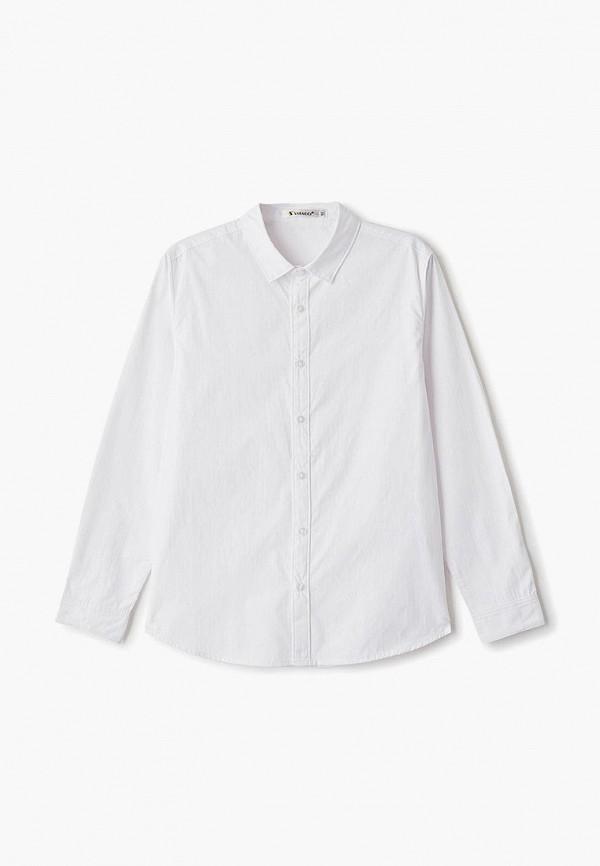 рубашка vitacci для мальчика, белая