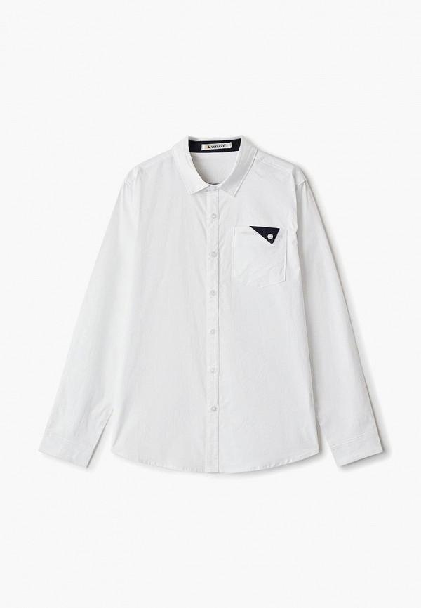 Фото - Рубашку Vitacci белого цвета