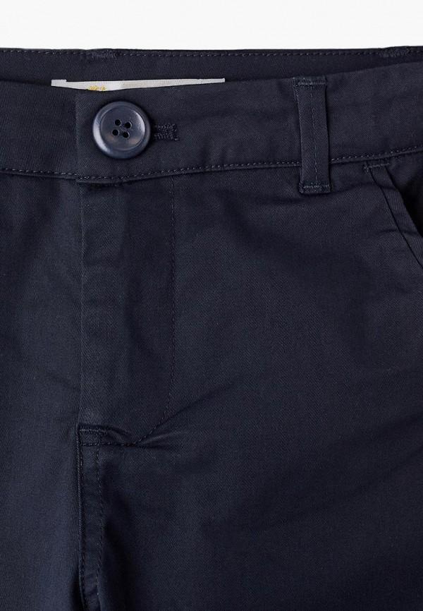 Фото 3 - Брюки Vitacci синего цвета