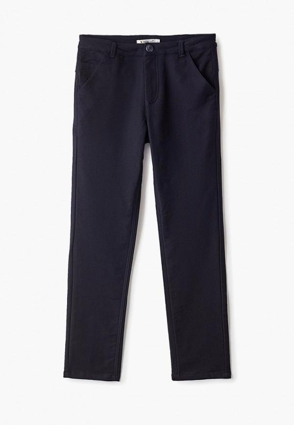 брюки vitacci для мальчика, синие