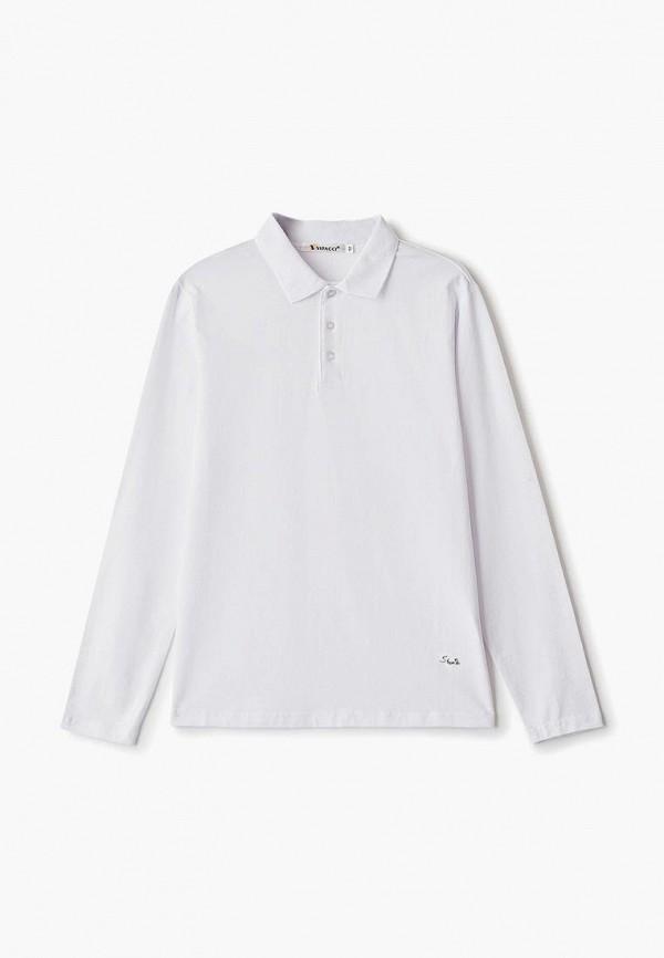 Фото - футболку или поло для мальчика Vitacci белого цвета